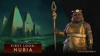 Sid Meier's Civilization VI - Nubia