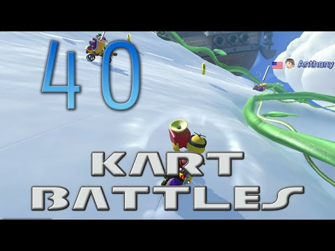 [40] Kart Battles (Mario Kart 8 Online w/ GaLm and the Derp Crew)