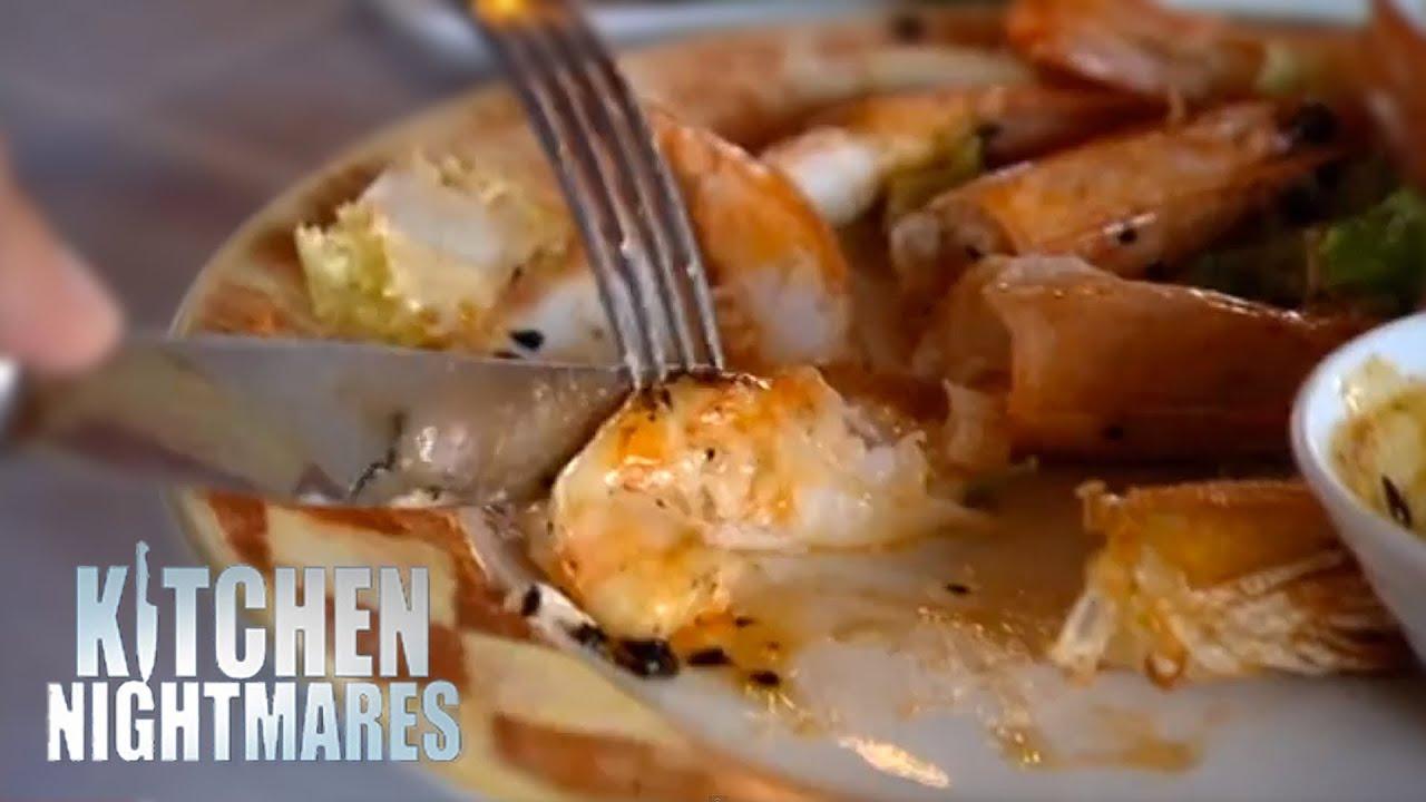 Gordon Ramsay Kitchen Nightmares Sushi Pizza
