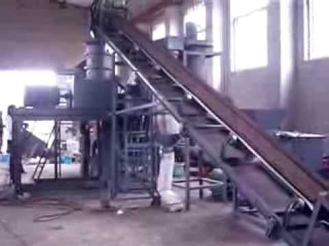Organic fertilizer pellet producing line 1