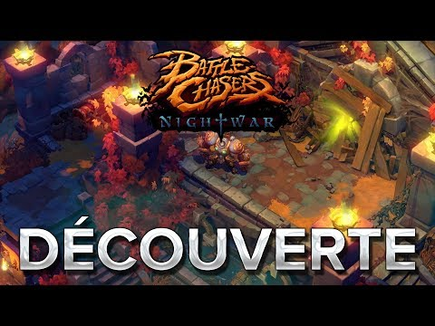 Battle Chasers Nightwar #1 : Découverte