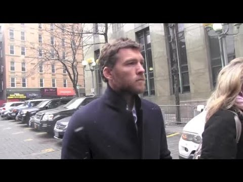 Sam Worthington Gets Restraining Order and Assault Charges After Assault Arrest