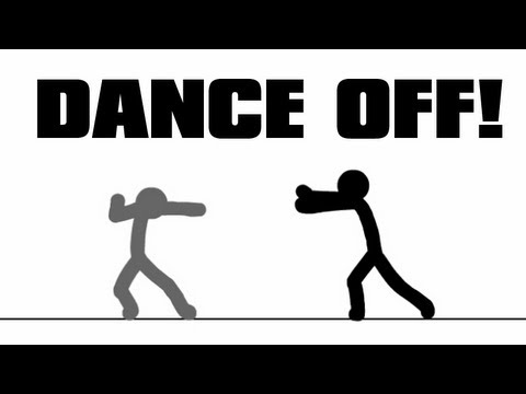 Stick Figure DANCE OFF! (rushed 4)