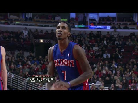 Brandon Jennings Full Highlights at Bulls (2013.12.07) - 33 Points, 5 Assists, Sick Plays!