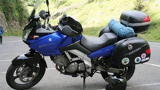 Preparar la moto para viajar