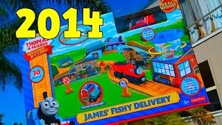 JAMES' FISHY DELIVERY NEW 2014 Thomas The Tank Engine