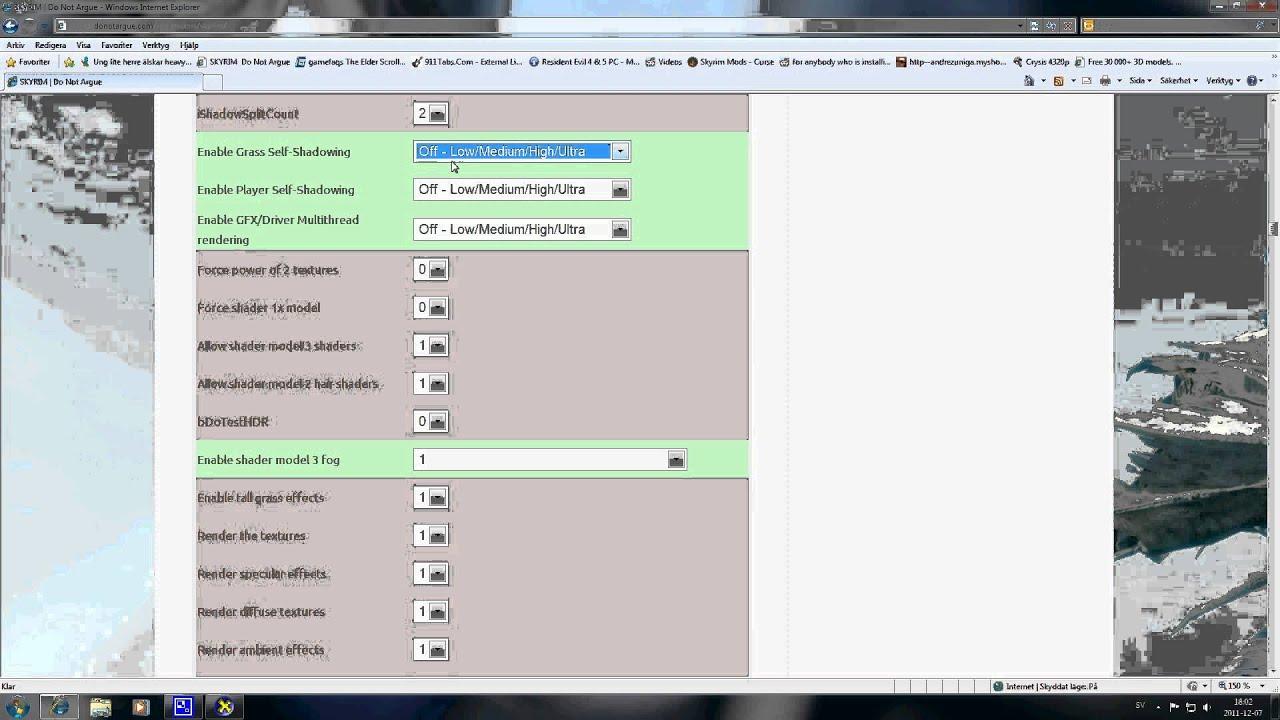 how to create ini file