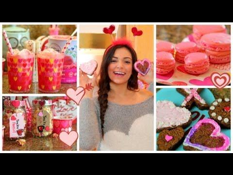 Valentine's Day Treats & DIY Gift Ideas! - Valentin napi ajándékötletek