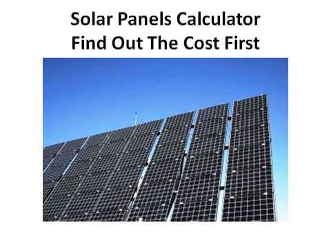 Solar Panel Manufacturers In India | Solar Panels Information | Solar Power Information | Is