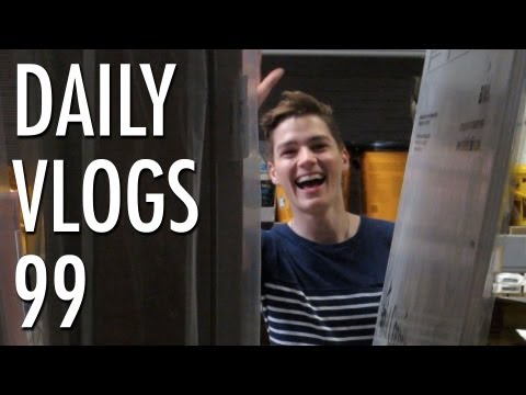 Secret Twin Video | Louis Cole Daily Vlogs 99