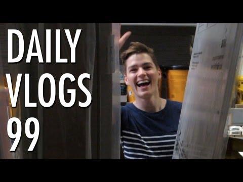 Secret Twin Video | Louis Cole Daily Vlogs 99