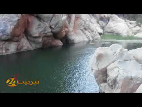 انتشال غريقي بحيرة انزي