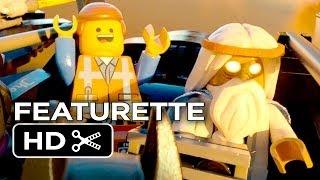 The Lego Movie Featurette Behind The Bricks (2014