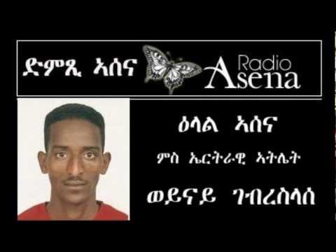Meron Estifanos speaks to Naz of Voice of Eritrea about Eritrean youth