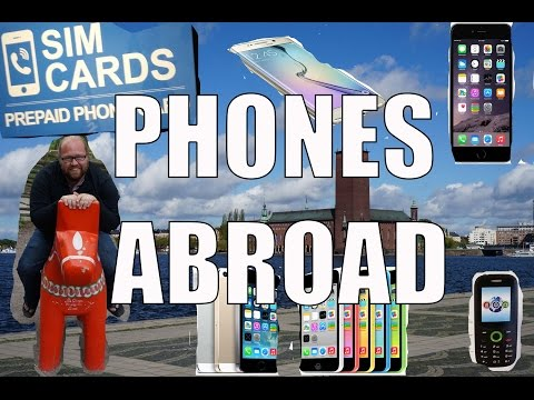 Tips & Advice on Using Your Phone Traveling Abroad