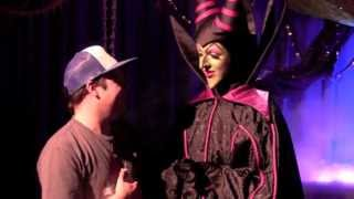 Meeting Maleficent On Conjure A Villain