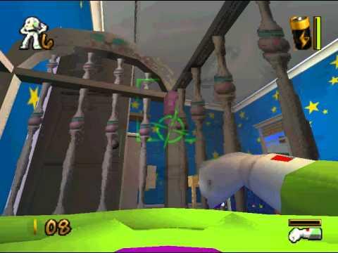 Toy Story 2 N64 Espau00f1ol!!!! Parte 1 (Links En Descripciu00f3n) - YouTube