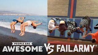 Faily vs Vydarené kúsky