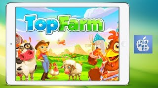 TOP FARM - LEVEL 14 - iPad Games Free - SUBSCRIBE to my channel