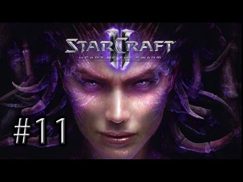 StarCraft 2 Heart of the Swarm: Mission 11