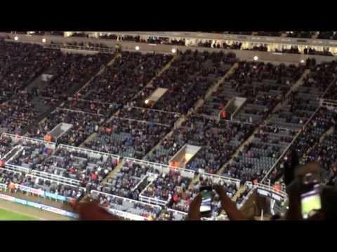 Cheerio - Newcastle 0-4 Tottenham