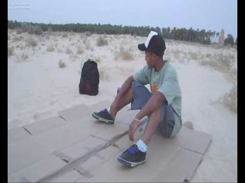 BBOYS SOUTHERN ALGERIA 2010 TOUGGOURT STEP UP CREW.wmv