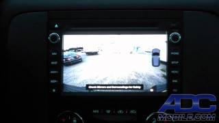Advent OGM1: Backup Camera & Parking Sensor Operation
