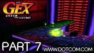 Let's Play Gex 2: Enter the Gecko - Part 7 - www.dotcom.com