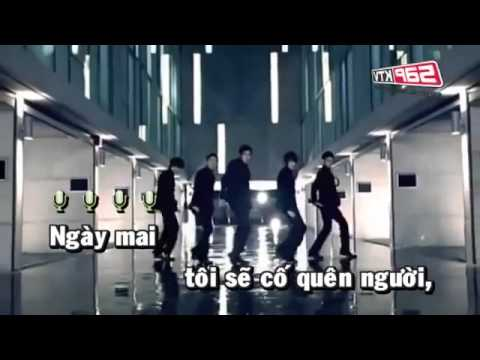 Karaoke HD] Bac Trang Tinh Doi   Chau Viet Cuong Remix