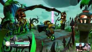 Skylanders: SWAP Force E3 2013 Stage Demo