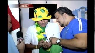 Juntos no Camisa 12, os integrantes da bancada se sentiram aliviados assim como todos os torcedores do brasileiro. O coração bateu forte e o Alterosa Esporte acompanhou.