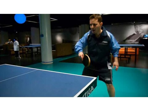 Table Tennis Strokes: Forehand Loop