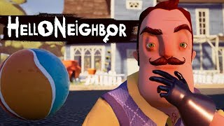 Hello Neighbor - Halloween Trailer
