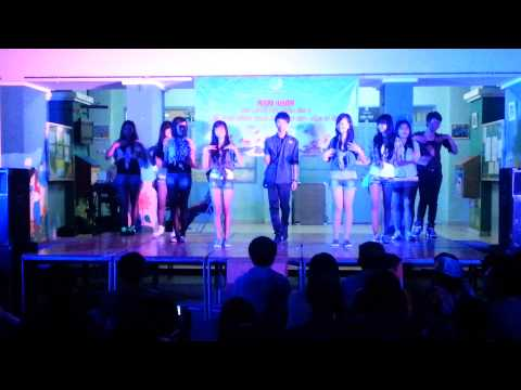 Number 9 - T ara - dance cover - YBL