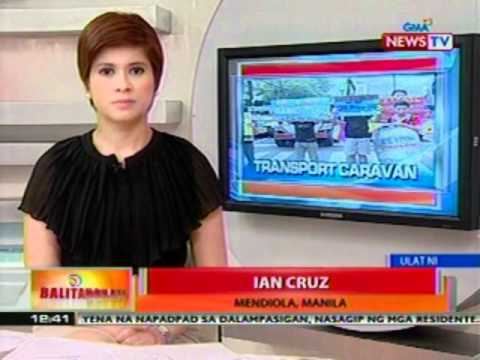 BT: Update sa transport caravan