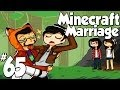 Minecraft Marriage Ep.65 | Into the Forest and a weird truth!