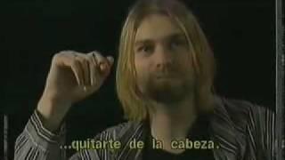 Kurt Cobain and Dave Grohl Discuss In Utero