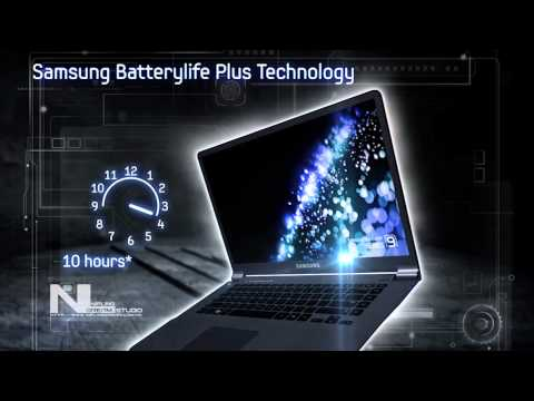 2012 Samsung Notebook