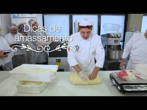 CURSO CONGELAMENTO DE PÃES - INTRODUÇÃO DO CHEF