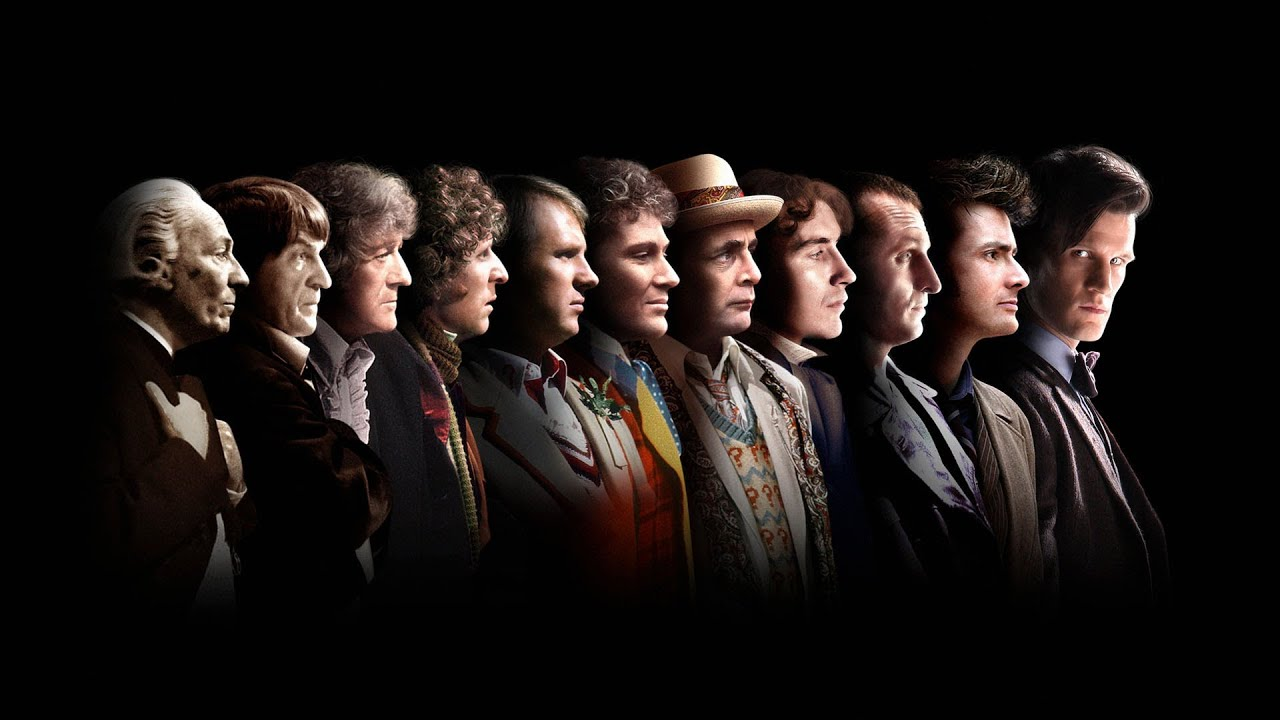 A photo of 'Doctor Who: 50 Years' Trailer - The Day of the Doctor - Doctor Who 50th Anniversary - BBC One