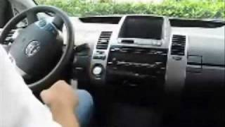 New Toyota Prius V8