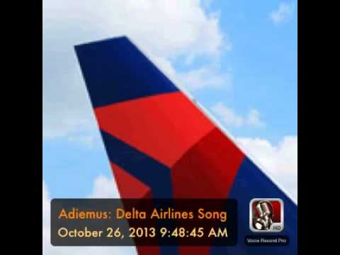 Adiemus: Delta Airlines Song