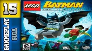 """LEGO Batman 1 Guía Español Parte 15 """"Misión 15: A Las"""