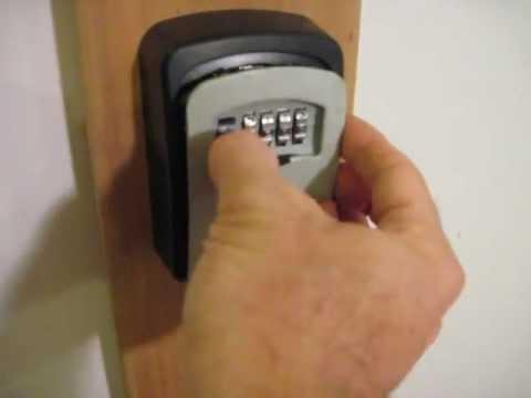 master lock 5422d instructions