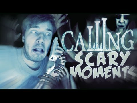 Calling Scary Moments! (Funtage)