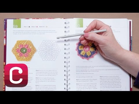 How To Read a Crochet Pattern with Edie Eckman | Creativebug