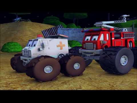 Meteor Monster Truck 7 - Král Kraš