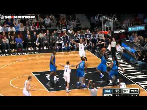 Shawn Marion, Dallas Mavericks, pick-and-roll passing lane defense