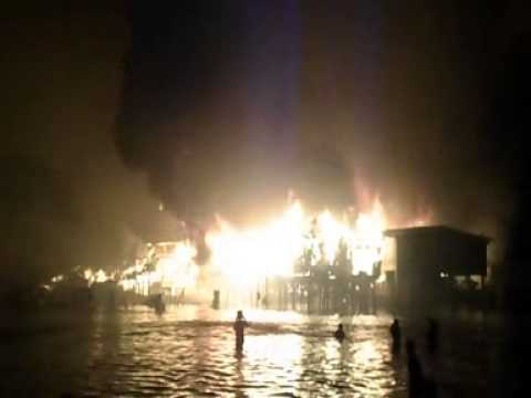 Badjao Village Isla Verde Fire Davao City 4/4/2014 Part 4