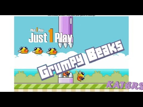 Just1Play Episode 4: Katers Plays Grumpy Beaks